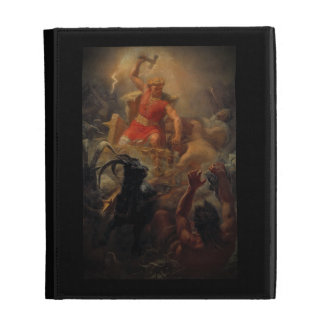 Tor Battling the Giants iPad Folio Cover