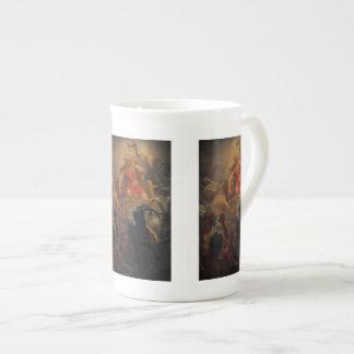 Tor Battling the Giants Porcelain Mugs