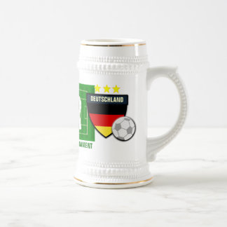 Tor Deutschland Germany European Soccer Beer Steins