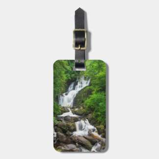 Torc waterfall scenic, Ireland Luggage Tag