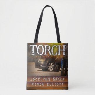 Torch tote bag