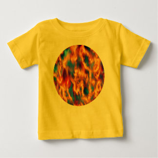 Torched by Kenneth Yoncich Baby T-Shirt