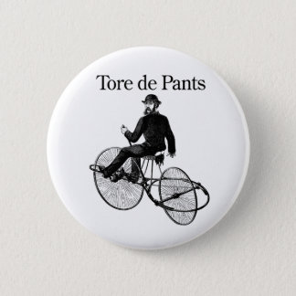 Tore de Pants 6 Cm Round Badge