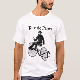 Tore de Pants T-Shirt