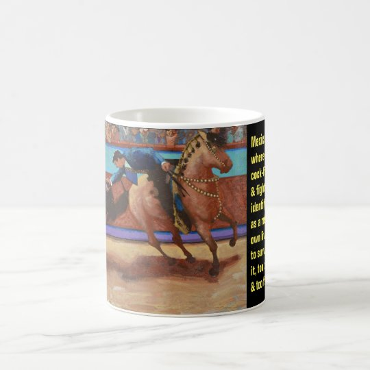 TOREADOR COFFEE MUG