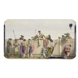 Toreros Reposing between the Bulls, 1865 (colour l Case-Mate iPod Touch Case