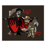 Torgo and the Master Poster