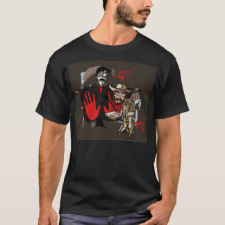 Torgo and the Master T-shirt