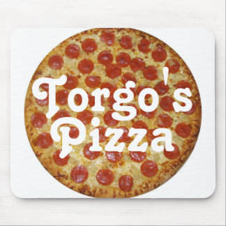 Torgo's Pizza Mouse Mat