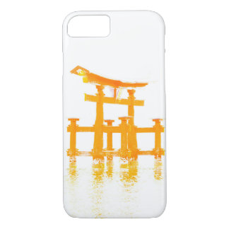 Torii Gate in the Water Cell Phone Case