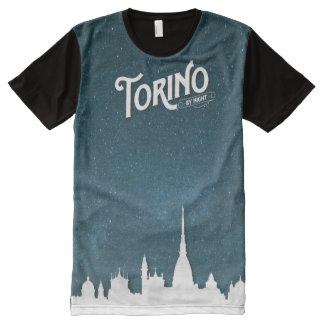 Torino - all over print T-Shirt