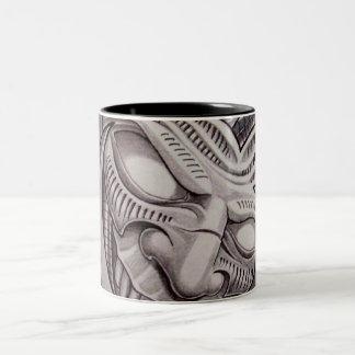 torment 3 Two-Tone mug