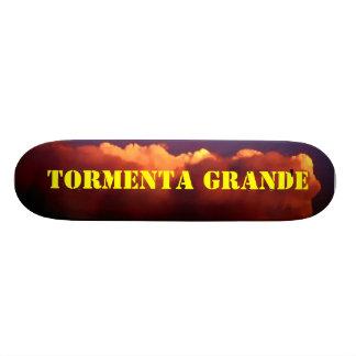 Tormenta Grande' - Custom 21.6 Cm Skateboard Deck