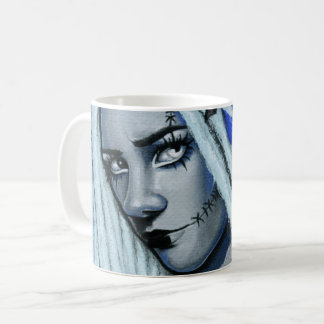 Torn Gothic Ragdoll Fantasy Art Mug