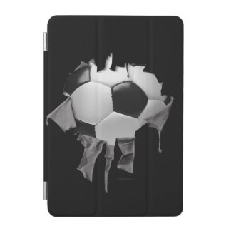 Torn Soccer iPad Mini Cover