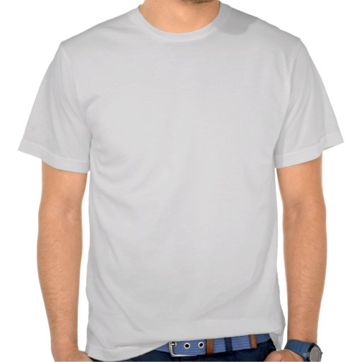 Torn T-shirt With Fake Abs (Light Skin)