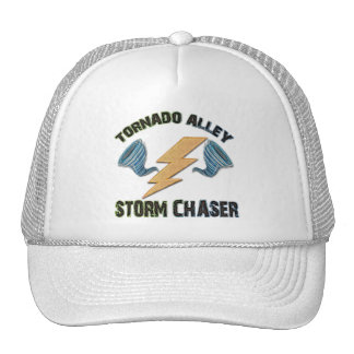 Tornado Alley Storm Chaser Cap