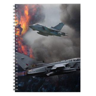 Tornado attack notebook