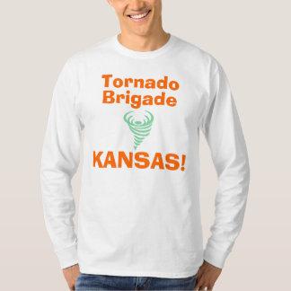 Tornado Brigade-LongSleeve T-Shirt