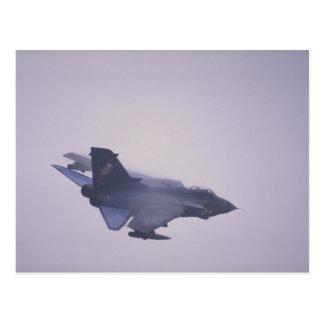 Tornado GRI, RAF bomber Postcard