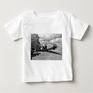 Tornado jet aircraft baby T-Shirt