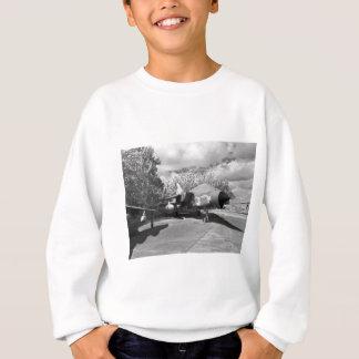tornado jet aircraft sweatshirt