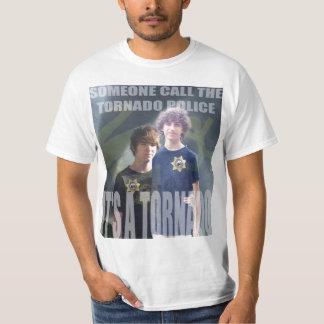 Tornado Police T-Shirt