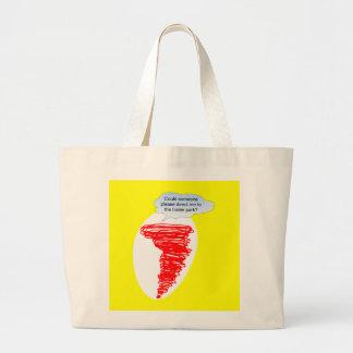 Tornado Trailer Park Canvas Bag