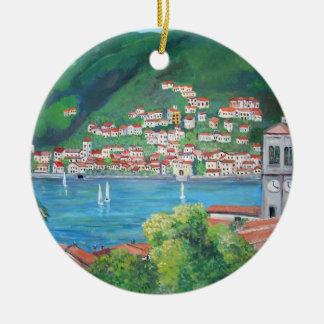 Torno, Lake Como, Ornament