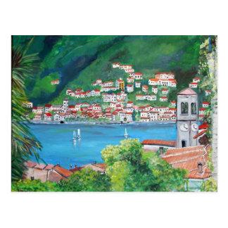 Torno, Lake of Como Postcard