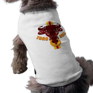 Toro Bull Artwork Bulls Shirts and Gifts