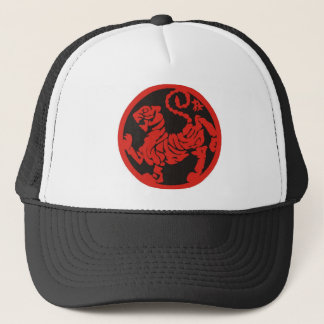 Toro_red Trucker Hat