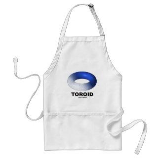 Toroid (Blue Torus) Standard Apron