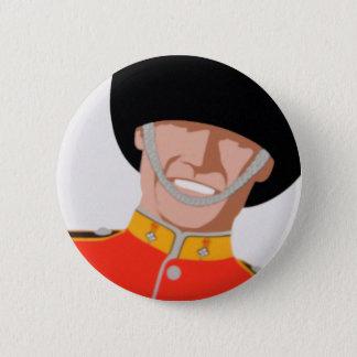 Toronto 6 Cm Round Badge