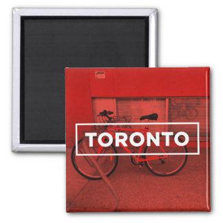 Toronto Bike Magnet