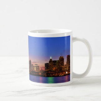 Toronto Canada Panorama Coffee Mug