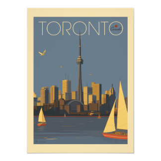 Toronto Canada  | Save the Date - Photo Card