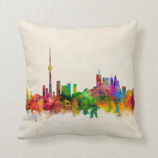 Toronto Canada Skyline Cushion