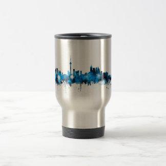 Toronto Canada Skyline Travel Mug