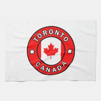 Toronto Canada Tea Towel