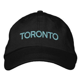 Toronto Cap Embroidered Baseball Cap