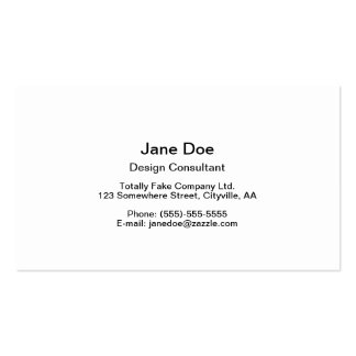 Toronto Cityscape Business Cards