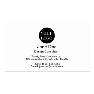 Toronto Cityscape Business Card