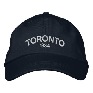 Toronto Custom Embroidered Hat