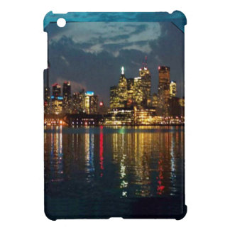 Toronto DownTown Spectacle CNTower Waterfront fun Cover For The iPad Mini