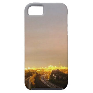 TORONTO East Horizon: VIEW form QUEENSWAY West iPhone 5 Cover
