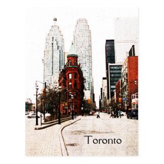 Toronto, Flat Iron building Post Card