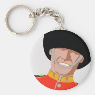 Toronto Key Ring