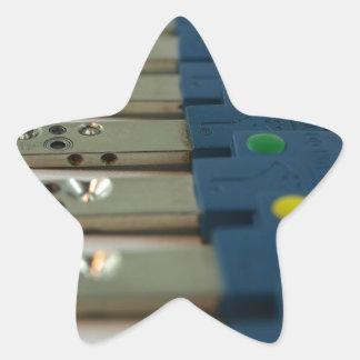 Toronto Keys by Spadina Security Star Sticker