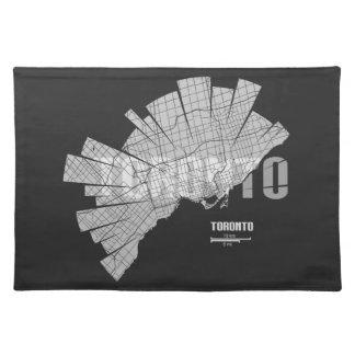 Toronto Map Placemat